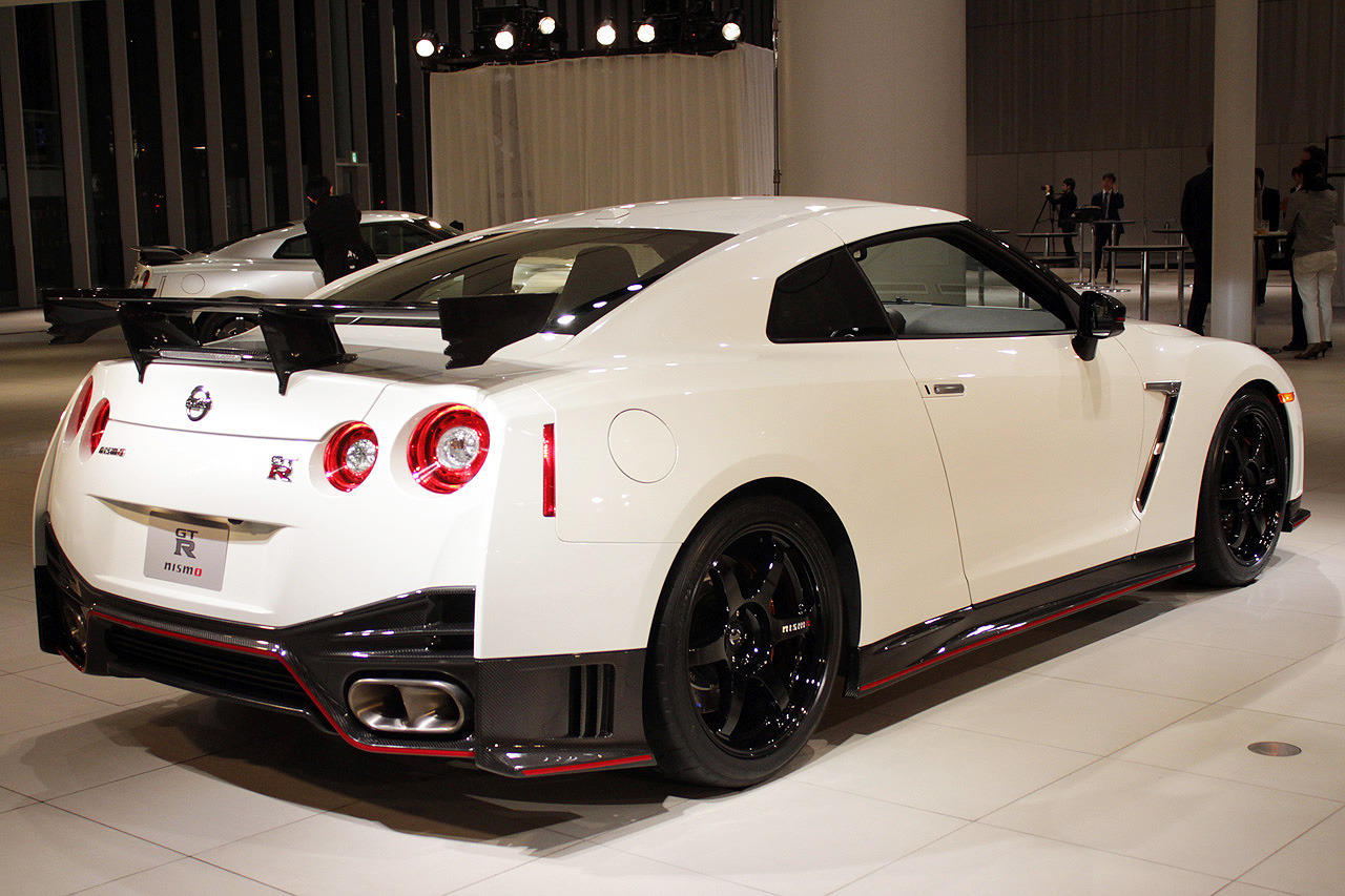 Marvelous The 2015 GT R ...